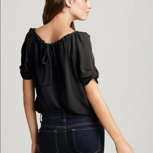 Joie SILK ELEANOR blouse